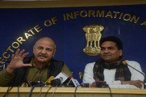 Kapil Mishra removed from Delhi cabinet