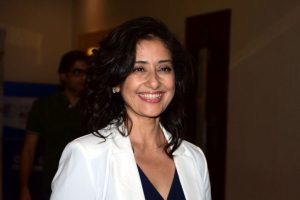 Don't want to overwork myself, says Manisha Koirala
