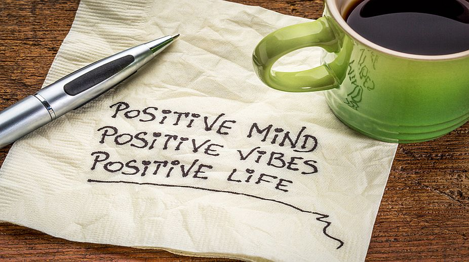Are you a positive person? - The Statesman