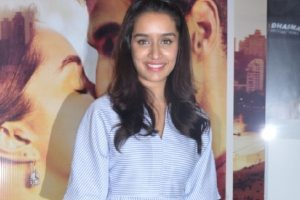 Can never get bored of romantic films, says Shraddha