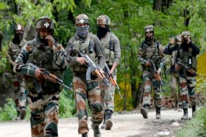 Two militants killed in Kashmir during gunfight with security forces