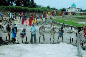 Government to rework baseline for paying MNREGA wages