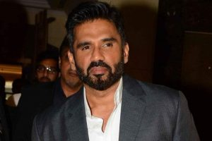 I want to play my age on screen: Suniel Shetty