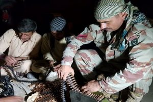 50 Afghan soldiers killed in border firing: Pakistani official