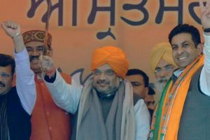 Only Modi model of development can lead Tripura to progress: Amit Shah