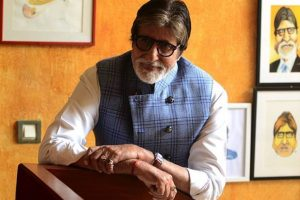 Amazed with efforts of newcomers now: Amitabh Bachchan