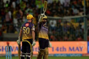 IPL 2017: Sunil Narine's fastest fifty scripts KKR's easy win over RCB