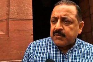 Modi govt transformed Northeast, says Jitendra Singh