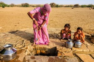 Targeted reforms needed to tackle drought