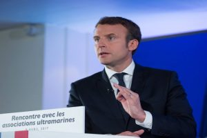 Macron's victory in France boosts Tokyo Stocks