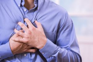 Chest irradiation can cause heart disease decades later