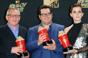 'Beauty and the Beast' wins top honour at MTV Movie and TV