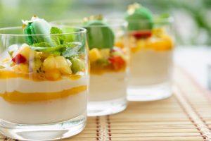 Refreshing mango summer drinks!