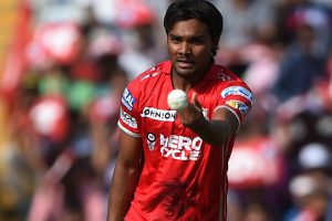 KXIP's Sandeep Sharma fined for showing dissent
