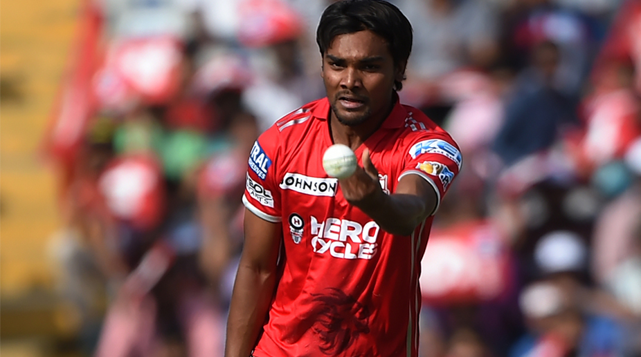 KXIP's Sandeep Sharma fined for showing dissent - The Statesman