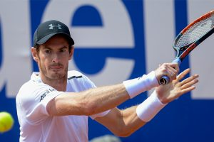 Andy Murray continues to top ATP rankings