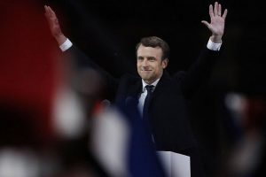 Emmanuel Macron wins French presidency, EU elated