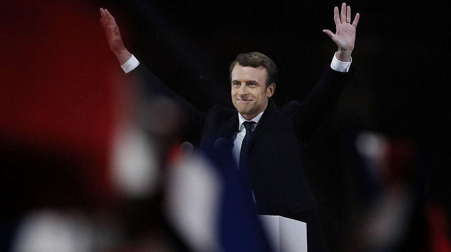 Xian (China), Emmanuel Macron, China, Silk Road