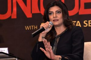 Was molested by a 15-year-old boy: Sushmita Sen speaks up on women safety