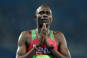 David Rudisha seeks strong start at Shanghai Diamond League