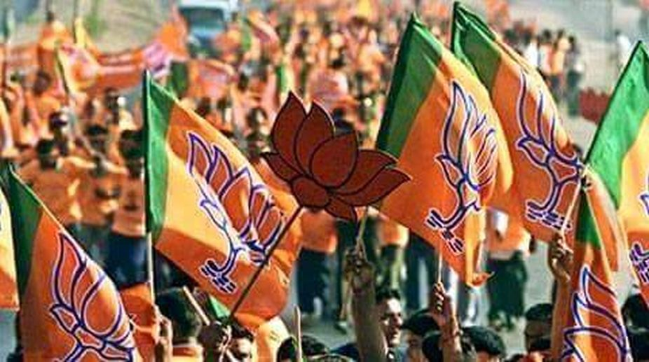 BJP vote surge in bypoll forces TMC, Cong to look within