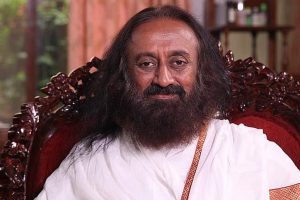 Solution for Ayodhya possible only through dialogue: Sri Sri Ravi Shankar
