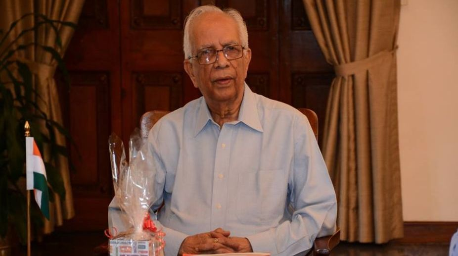 Keshari Nath Tripathi, West Bengal, Governor