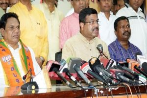 Sacked BJD MP from Odisha joins BJP