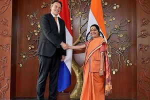 India, Netherlands hold talks to ramp up ties