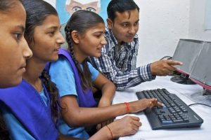 Addressing the growth of digital divide