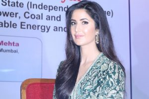 Katrina may celebrate birthday in New York