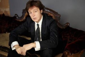 Paul McCartney makes rare appearance with daughter Beatrice