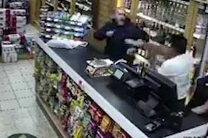 Indian-origin shopkeeper in UK fights off robber with vodka