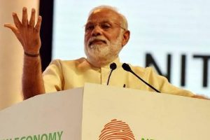 Modi government plans massive outreach on its 3rd anniversary
