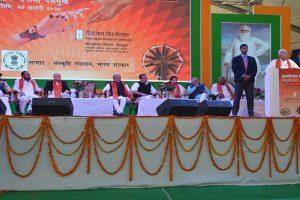 RSS think tank proposes `Nanaji Thali' to meet nutritional needs