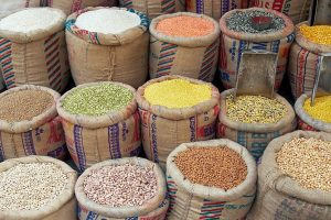 Record production of food grains, says govt