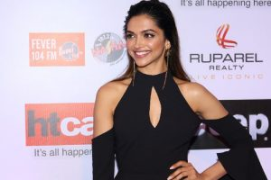 Deepika Padukone's stylish affair