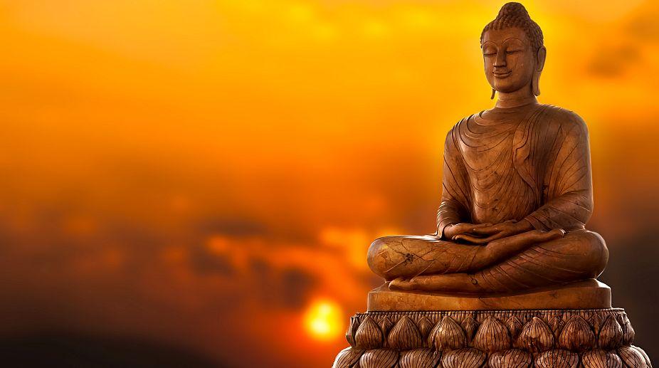 Buddha statue stolen, Dalits stage protest in Uttar Pradesh