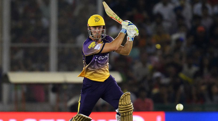 Can't expect miracles with new batting combination: Chris Lynn