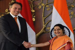 'India's rise a very welcome development'