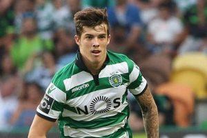 Sporting Lisbon midfielder Bruno Paulista in Vasco da Gama's sights