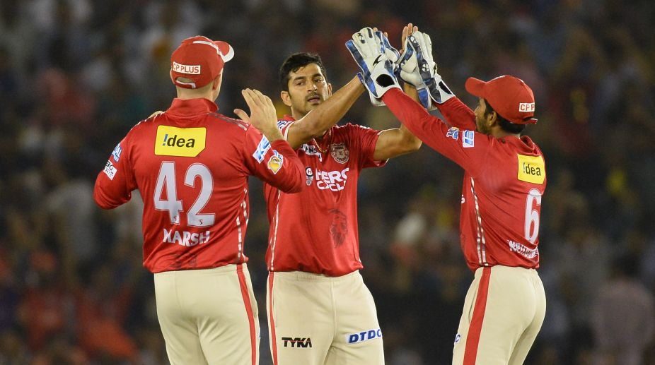 Mohit Sharma happy to see KXIP's clinical win under pressure