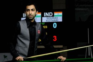 Pankaj Advani sweeps round robin stage at World Snooker