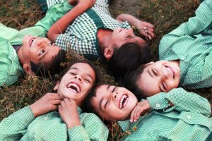Activities help kids in psychological development