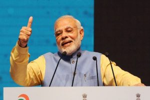 Rejuvenation of rivers can boost economy,says PM Modi