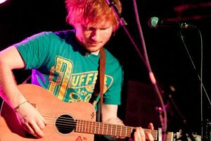 Ed Sheeran to perform in India in November