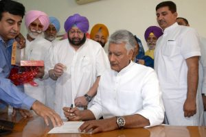Will win 2019 polls with new party prez : Sunil Jakhar
