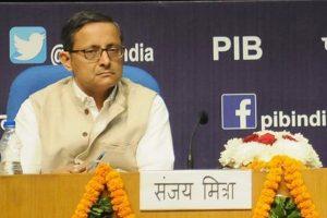 Sanjay Mitra to be next Defence Secretary