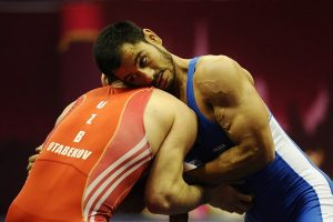 Harpreet Singh wins bronze medal at Asian Wrestling Championship