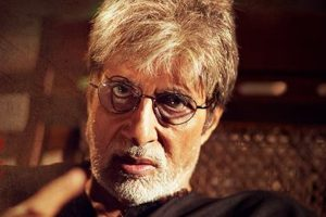 Big B to play 'angrier' man in 'Sarkar 3'